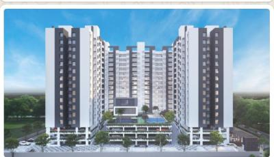 Gallery Cover Image of 920 Sq.ft 2 BHK Apartment for buy in Akshay Yash Gracia E Wing, Dhanori for 4900000