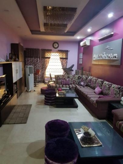 Living Room Image of 1800 Sq.ft 3 BHK Independent Floor for buy in Mansarover Garden for 23100000