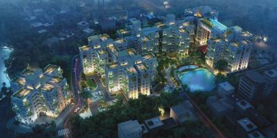 Gallery Cover Image of 1304 Sq.ft 3 BHK Apartment for buy in Sugam Habitat, Tiljala for 10000000