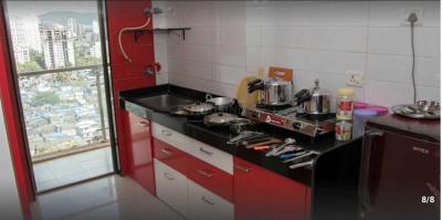 Kitchen Image of Ambrosia Building in Borivali East