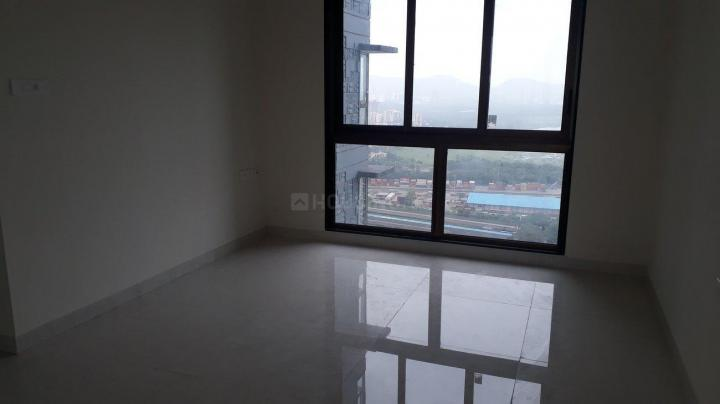 Bedroom Image of 1050 Sq.ft 3 BHK Apartment for rent in Wadhwa Atmosphere Phase 1, Mulund West for 45000