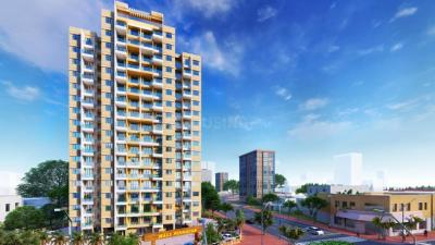 Gallery Cover Image of 585 Sq.ft 1 BHK Apartment for buy in Mali Pinnacle, Kalyan East for 3339879