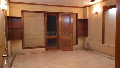 Gallery Cover Image of 1500 Sq.ft 3 BHK Independent Floor for rent in Chhattarpur for 26000