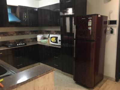 Kitchen Image of Vinodini PG in Chittaranjan Park