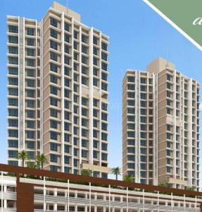 Gallery Cover Image of 952 Sq.ft 3 BHK Apartment for buy in Amal Aspen Garden, Goregaon East for 21600000