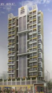 Gallery Cover Image of 1030 Sq.ft 2 BHK Apartment for buy in Ghansoli for 11000000