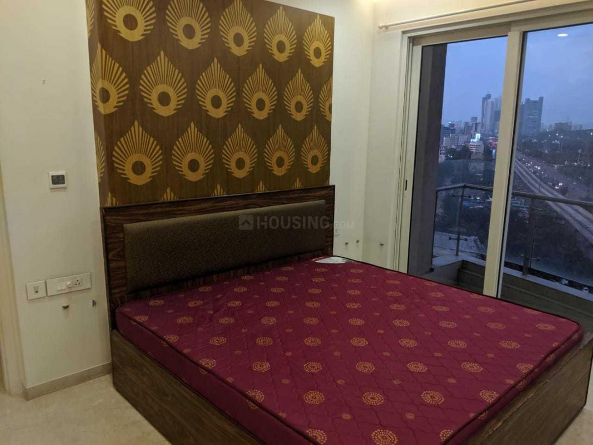 Bedroom Image of 1650 Sq.ft 3 BHK Apartment for rent in Goregaon East for 90000