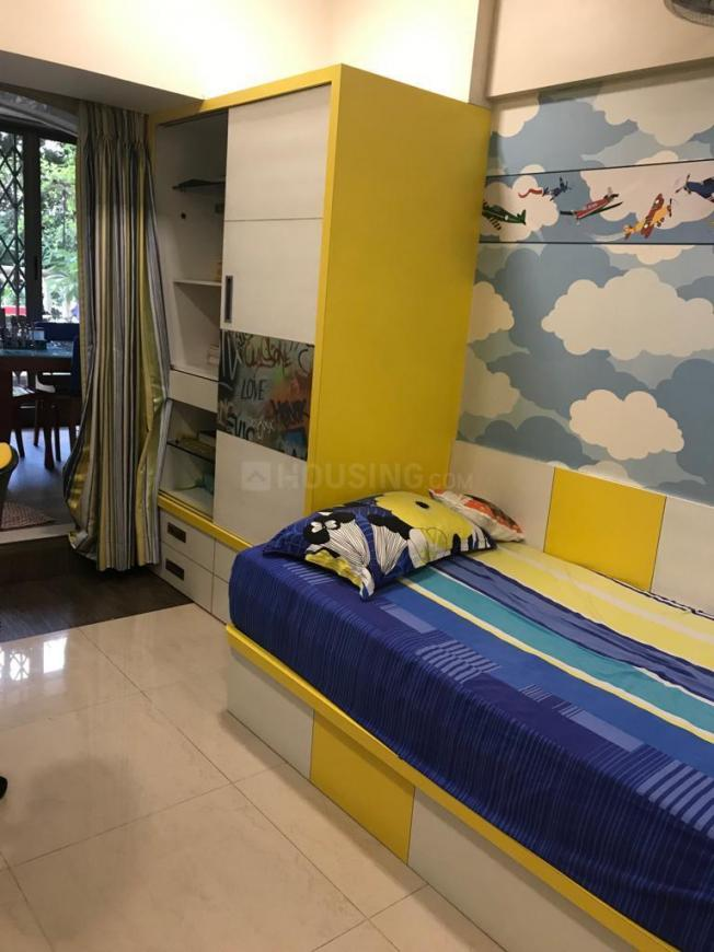 Bedroom Image of 1050 Sq.ft 2 BHK Apartment for rent in Goregaon East for 65000