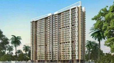 Gallery Cover Image of 600 Sq.ft 1 BHK Apartment for rent in Raj Rudraksha, Dahisar East for 18500