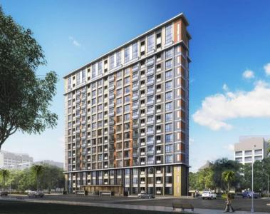 Gallery Cover Image of 659 Sq.ft 1 BHK Apartment for buy in Ozone Mirabilis, Santacruz East for 14000000