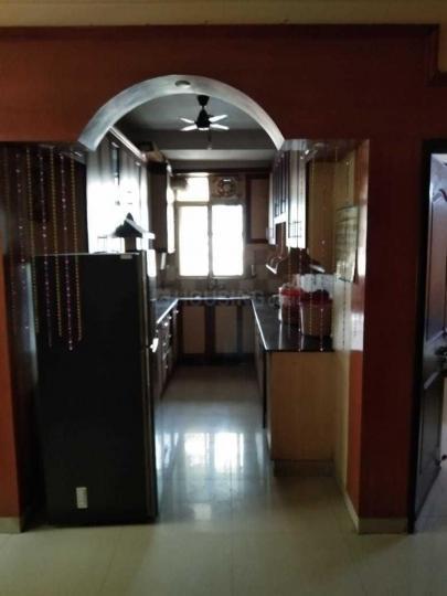 Kitchen Image of Yadav PG in Ahinsa Khand