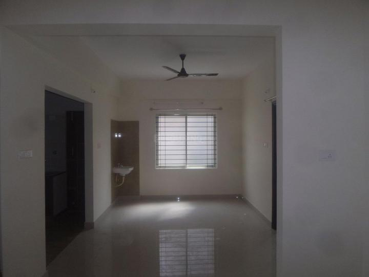 Living Room Image of 1200 Sq.ft 2 BHK Apartment for rent in Thanisandra for 19000