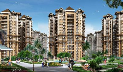 Gallery Cover Image of 1557 Sq.ft 3 BHK Apartment for rent in SRS Residency, Sector 88 for 16000
