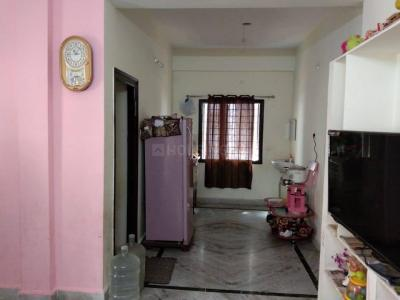 Gallery Cover Image of 1000 Sq.ft 2 BHK Independent House for rent in Pragathi Nagar for 9000