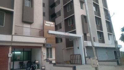 Gallery Cover Image of 980 Sq.ft 2 BHK Apartment for rent in Nava Naroda for 8500