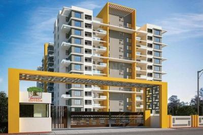 Gallery Cover Image of 1000 Sq.ft 2 BHK Apartment for buy in Saptsiddhi Savali Saffron Phase I, Mundhwa for 6500000