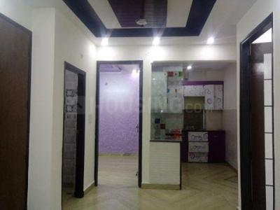 Gallery Cover Image of 855 Sq.ft 3 BHK Apartment for buy in Uttam Nagar for 4800000