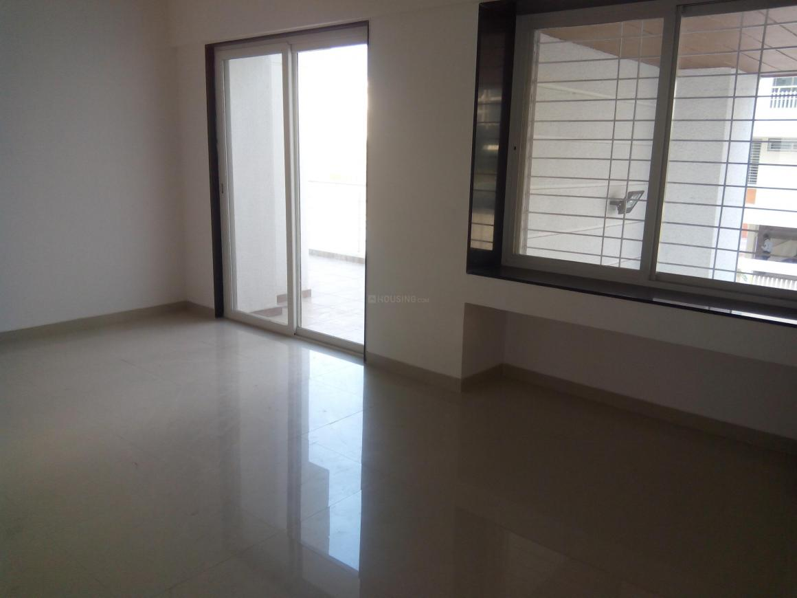 Living Room Image of 1350 Sq.ft 3 BHK Apartment for rent in Baner for 32500