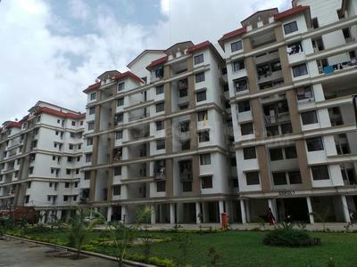 Gallery Cover Image of 775 Sq.ft 2 BHK Apartment for rent in Rashmi Pink City Phase I, Naigaon East for 7000