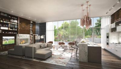 Gallery Cover Image of 4500 Sq.ft 4 BHK Apartment for buy in Armane Nagar for 80000000