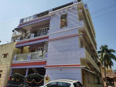 Gallery Cover Image of 900 Sq.ft 2 BHK Independent House for rent in Ramamurthy Nagar for 15000