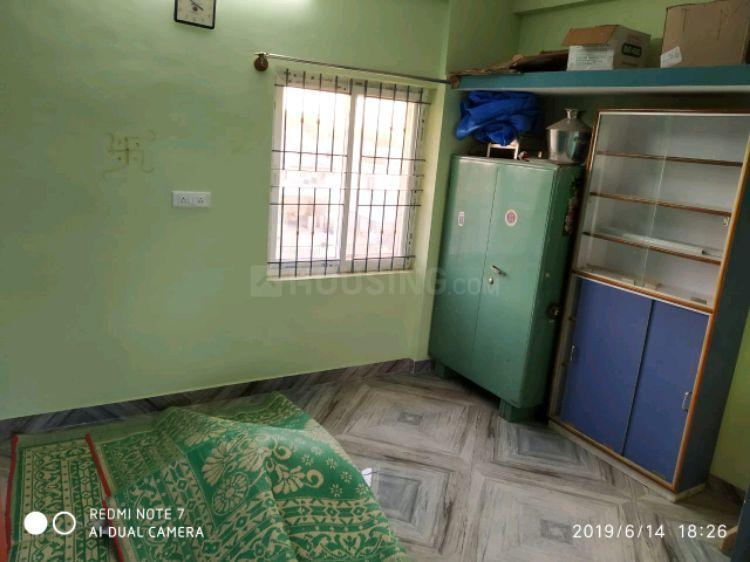 Bedroom Image of 250 Sq.ft 1 RK Independent House for rent in Abbigere for 3500
