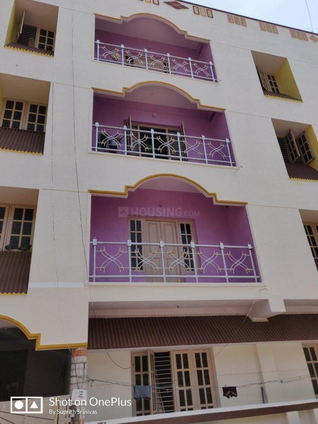 Building Image of 700 Sq.ft 2 BHK Independent Floor for rent in Kengeri Satellite Town for 9500