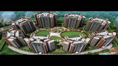 Gallery Cover Image of 1700 Sq.ft 3 BHK Apartment for buy in Pride Purple Park Ivory, Wakad for 14500000