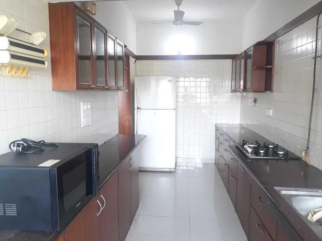 Kitchen Image of 1800 Sq.ft 3 BHK Apartment for rent in Chembur for 80000