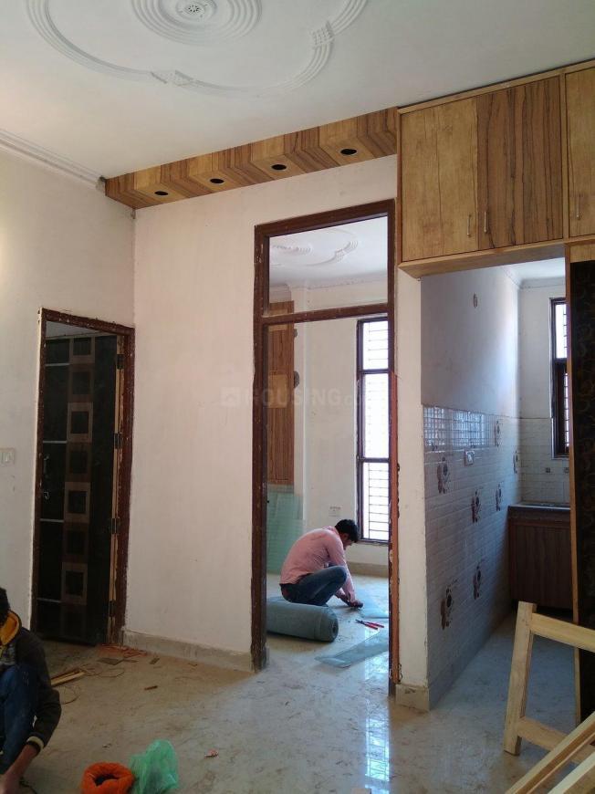 Living Room Image of 600 Sq.ft 1 BHK Apartment for buy in Govindpuram for 985000