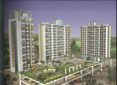 Gallery Cover Image of 1240 Sq.ft 2 BHK Apartment for rent in 5P Bhagwati Heritage , Kamothe for 19000