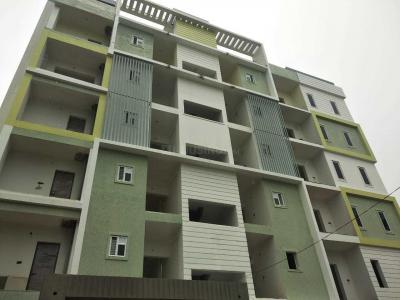 Gallery Cover Image of 635 Sq.ft 1 RK Apartment for buy in Khyathi Nivas, Kondapur for 3900000