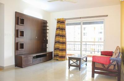 Gallery Cover Image of 1629 Sq.ft 3 BHK Apartment for rent in Kalena Agrahara for 32000
