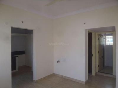 Gallery Cover Image of 800 Sq.ft 1 BHK Independent Floor for rent in Sahakara Nagar for 10000