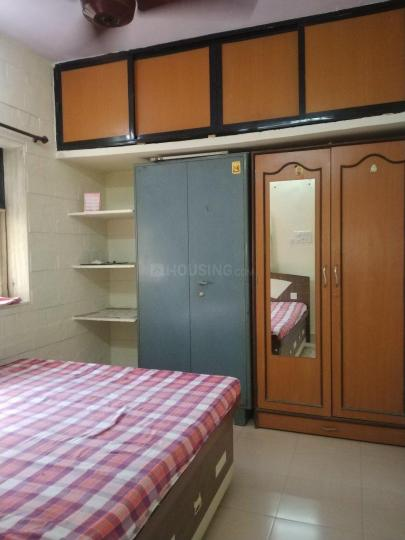 Bedroom Image of 600 Sq.ft 1 BHK Apartment for rent in Mulund West for 18000
