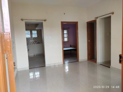 Gallery Cover Image of 600 Sq.ft 1 BHK Independent Floor for rent in Thammenahalli Village for 4500