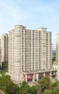 Gallery Cover Image of 600 Sq.ft 1 BHK Apartment for rent in Fortuna, Thane West for 22000