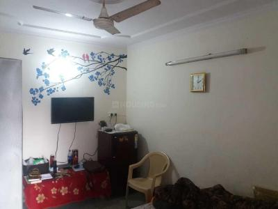 Gallery Cover Image of 450 Sq.ft 1 RK Independent Floor for rent in Kalkaji for 10500