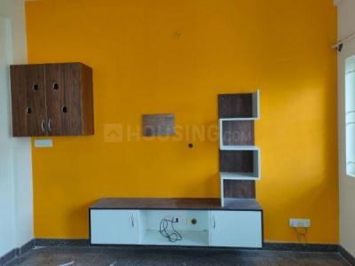 Gallery Cover Image of 450 Sq.ft 1 BHK Independent Floor for rent in Mailasandra for 10000
