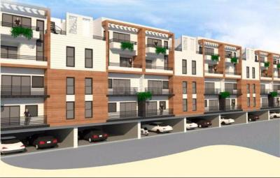 Gallery Cover Image of 550 Sq.ft 1 BHK Independent Floor for buy in Noida Extension for 1385000
