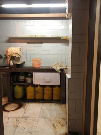 Kitchen Image of 500 Sq.ft 1 BHK Apartment for rent in Dahisar East for 12000