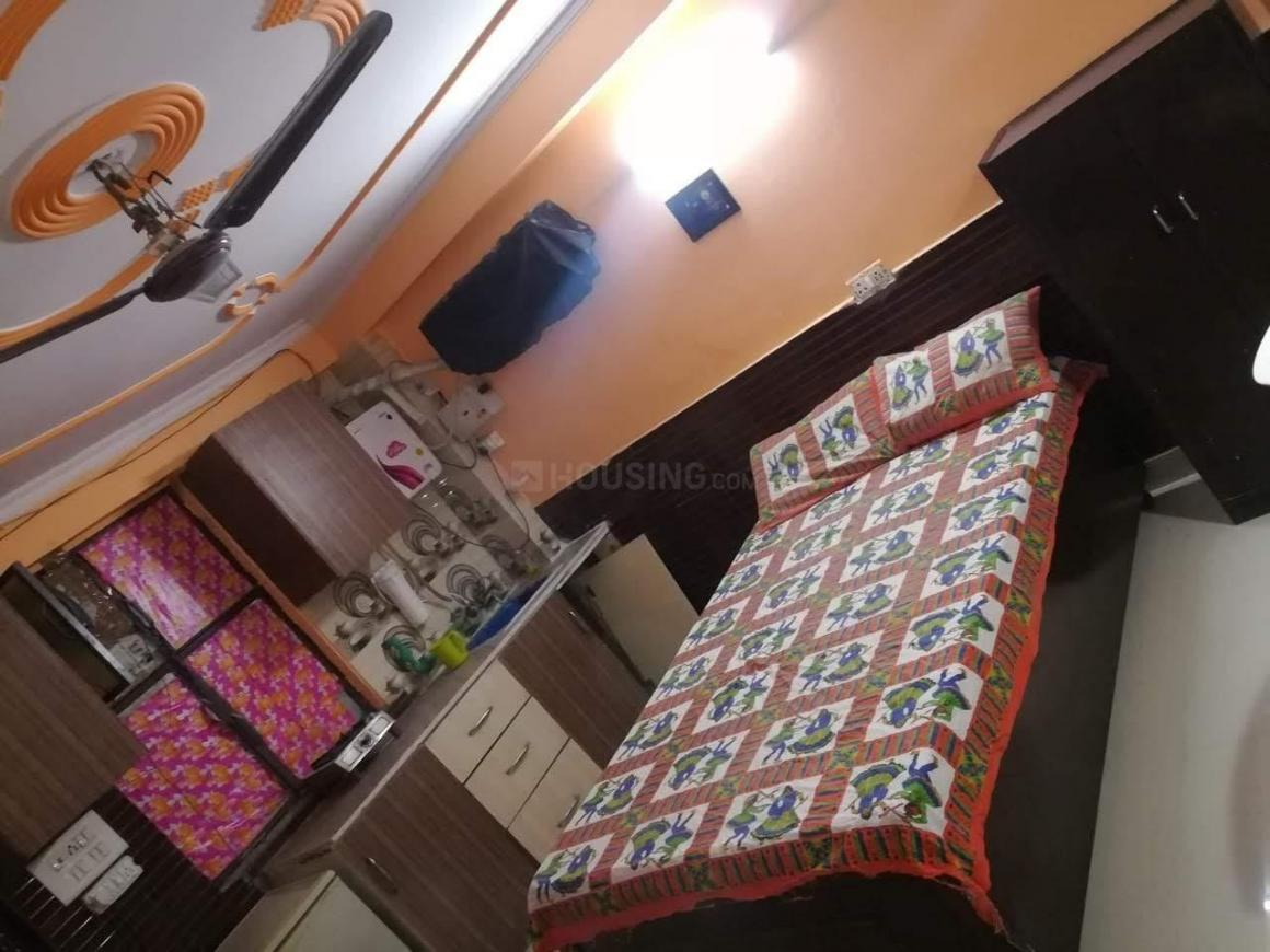 Bedroom Image of Tokas PG in Dwarka Mor