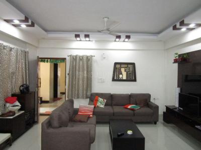 Gallery Cover Image of 1893 Sq.ft 3 BHK Apartment for buy in PanaCea Golden Nest, Gunjur Village for 8300000