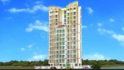 Gallery Cover Image of 1060 Sq.ft 2 BHK Apartment for buy in Shyam Imperial Heights, Kamothe for 9200000