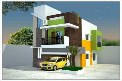 Gallery Cover Image of 630 Sq.ft 2 BHK Independent House for buy in Mudichur for 3300000