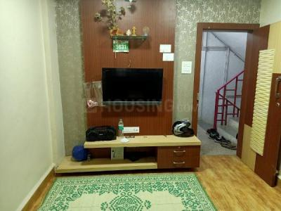 Gallery Cover Image of 570 Sq.ft 1 BHK Apartment for rent in Dhanori for 15000