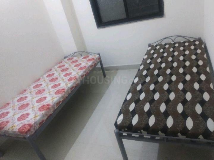 Bedroom Image of Om Sai Sneha PG in Kharadi