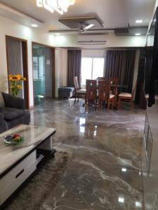 Gallery Cover Image of 1800 Sq.ft 3 BHK Apartment for rent in Sea Breeze Tower, Nerul for 70000