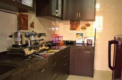 Kitchen Image of Akshat Dave's Nest in Vikhroli East