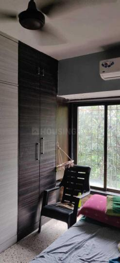 Bedroom Image of 645 Sq.ft 1 BHK Apartment for rent in Nerul for 25000